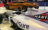 Autosport international show exhibit