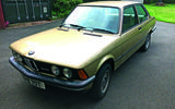 BMW 320 E21 - static front