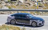 New 2019 Audi RS5 Sportback side