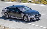 New 2019 Audi RS5 Sportback front side