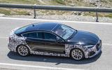 New 2019 Audi RS5 Sportback side high