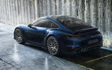 Porsche 911 Turbo 2020 official images - rear