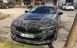 BMW 8 Series spotted testing in Britain ahead of Le Mans reveal