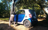 Smart Fortwo long-term test review: wet and windy motorway trips