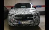Mercedes EQA prototype shot front