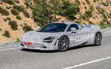 McLaren hybrid power spies - 7