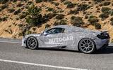 McLaren hybrid power spies - 3
