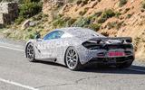 McLaren hybrid power spies - 2