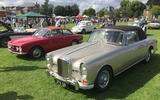 Hampton Village Classic Car Show Alvis winner