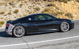 Audi R8 2.9-litre V6 spotted testing ahead of 2018 launch