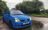 Life with a used Renault Clio Renaultsport 182 – part 5