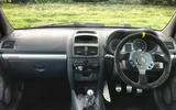 Life with a used Renaultsport Clio 182 – new pics of stripped rear