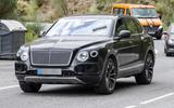 Bentley Bentayga plug-in hybrid due in 2018