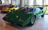 Gallery: The cars of the Lamborghini Museum