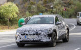 First Audi all-electric SUV spotted testing