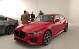 Jaguar XE interview Ian Callum