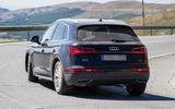 Next Audi Q5 e-tron quattro spotted ahead of late 2018 launch