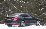 BMW 435d xDrive Gran Coupé rear