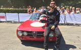 Alfa Romeo GTAm Sam Sheehan
