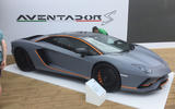 LAMBORGHINI AVENTADOR S: Lambo's Ad Personam division can customise any car