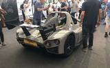 Radical Rapture unveiled at Goodwood Festival of Speed 2019