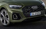 2020 Audi Q5 facelift - front grille