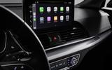 2020 Audi Q5 facelift - infotainment