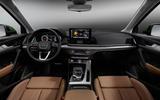 2020 Audi Q5 facelift - interior