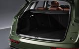 2020 Audi Q5 facelift - boot