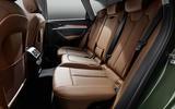 2020 Audi Q5 facelift - rear seats