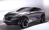Nissan IMq concept SUV
