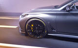 Infiniti Project Black S Paris Motor show reveal Pirelli tyres