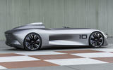 Infiniti Prototype 10 concept ushers in electrification from 2021