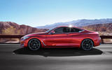 Infiniti Q60 S 3.0T Sport Tech on the road side left