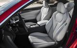 Infiniti Q60 S 3.0T Sport Tech cabin