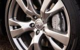18in Infiniti Q70 alloy wheels