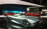 Infiniti 10 Concept at LA motor show