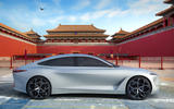 Infiniti Q Inspiration concept shows dramatic new design direction