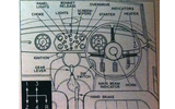 Swallow Doretti interior layout