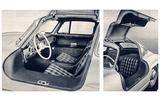 1955 Mercedes-Benz 300 SL interior
