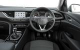 Vauxhall Insignia Grand Sport interior