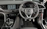 Vauxhall Insignia Sports Tourer dashboard
