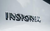 Vauxhall Insignia Sports Tourer boot badge