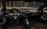 Ferrari 812 GTS - static interior