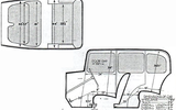Wolseley Hornet Saloon body dimensions