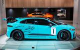 Jaguar I-Pace eTrophy racing series to support Formula E next year