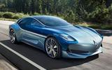 Borgward sports car concept previewed ahead of Frankfurt motor show