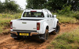 Isuzu D-Max Arctic Trucks AT35 rear