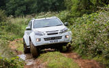 Isuzu D-Max Arctic Trucks AT35 off-roading