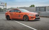 Jaguar XE SV Project 8 sets new Nurburgring lap record